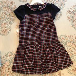 Janie and Jack size 5 girls dress